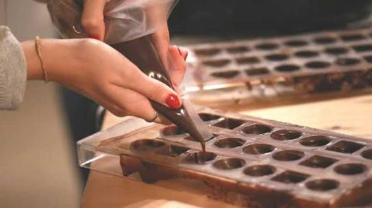 Chocolate Workshop
