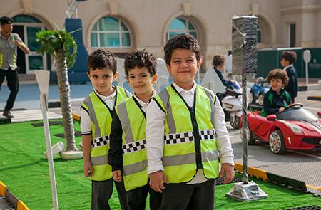 Traffic Police visit