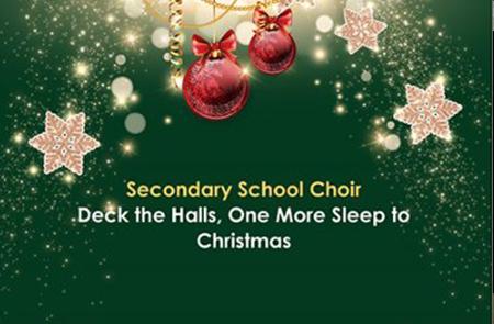 Secondary School Choir