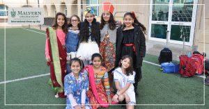 International dress-up day