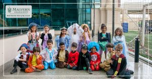 Book Character dress up day 2017/18