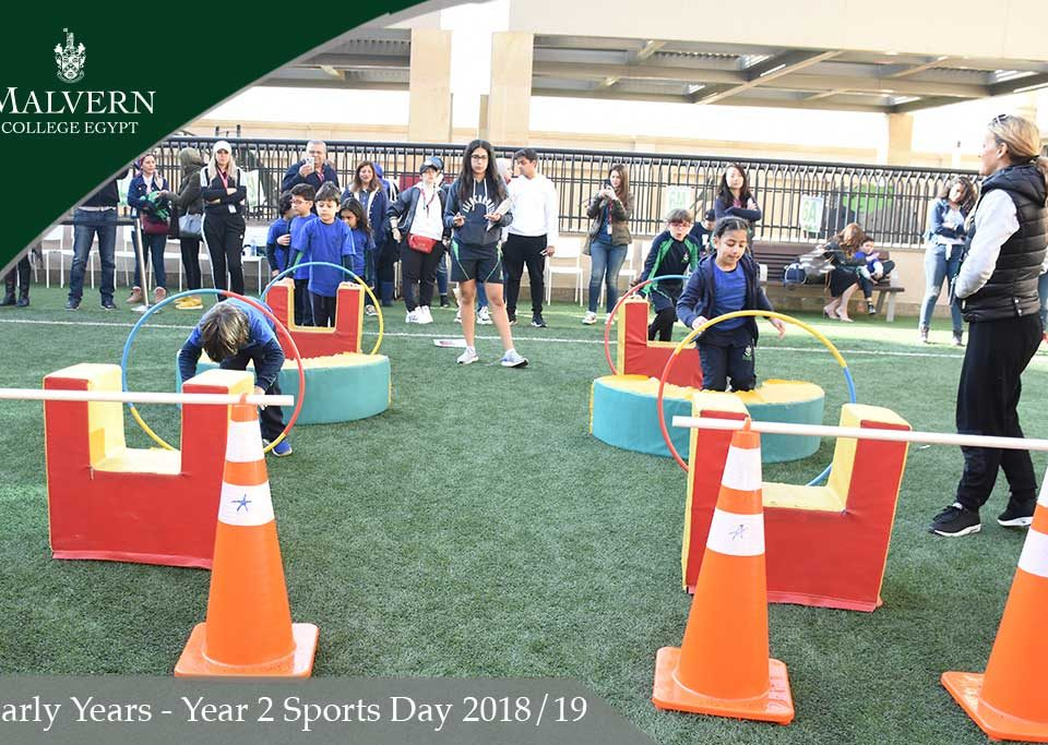 Early Years - Year 2 Sports Day 2018/19