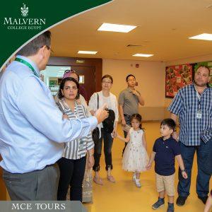 Prospective Parents Tour