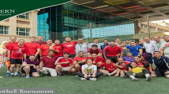 Staff Football Tournament 2019