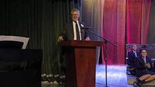 Mr Robin Black Speech