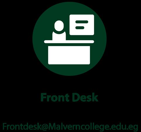 front desk office