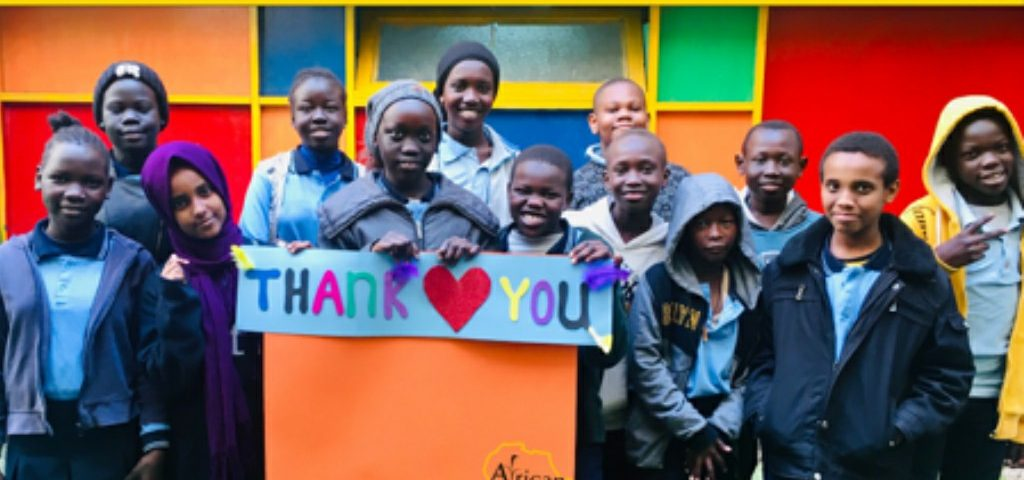 African-Hope Thank you