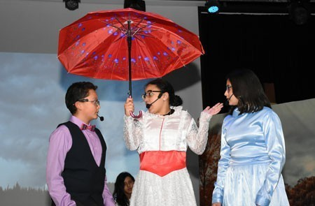 Mary Poppins Secondary School Production 2018/19