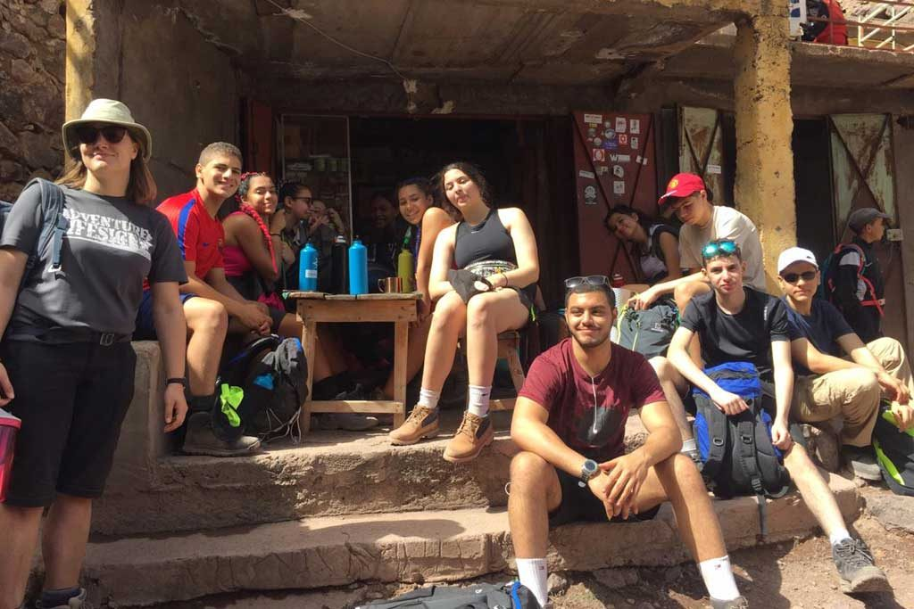 Senior School Expedition to Morocco