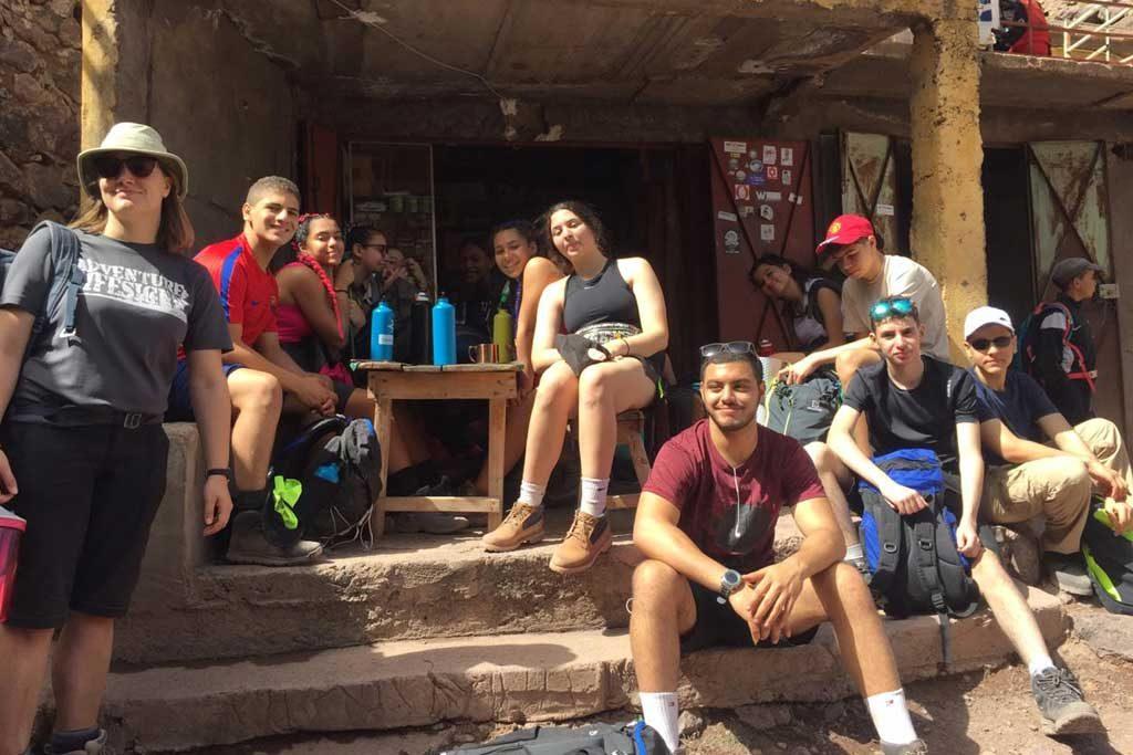 Senior School Expedition to Morocco