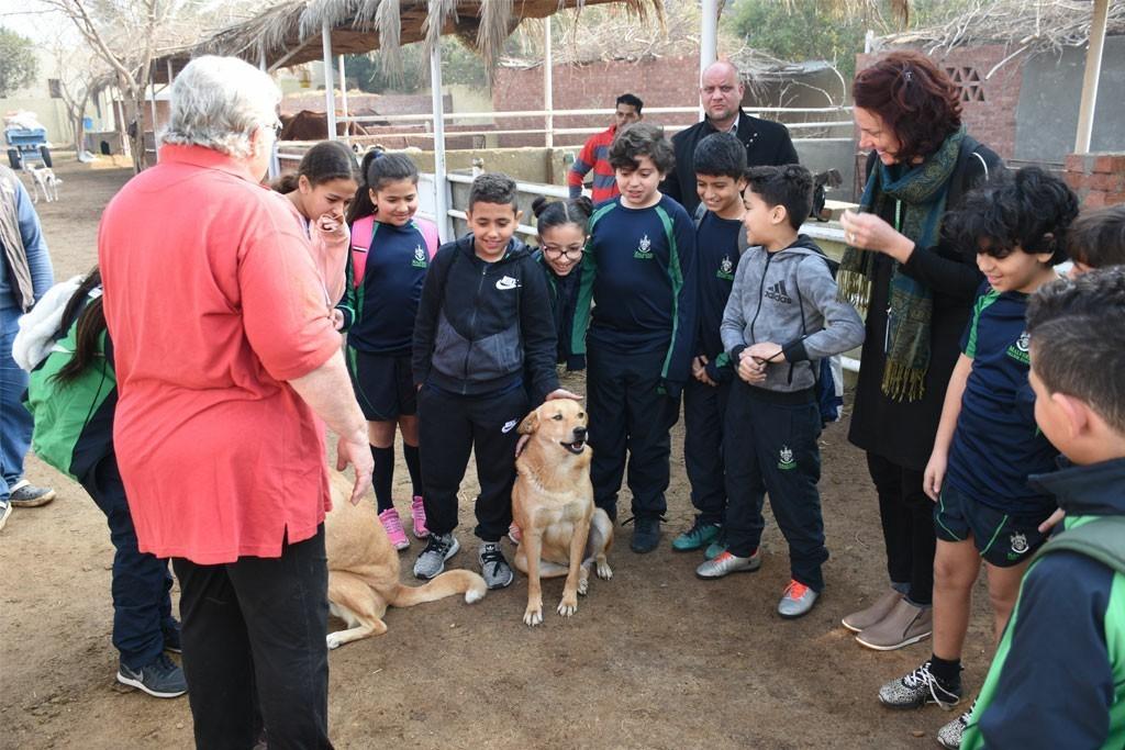 Al Sorat Farm Trip 2019