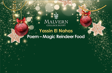 Yassin Poem – Magic Reindeer Food