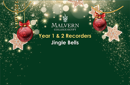 Year 1 & 2 recorders Jingle Bells