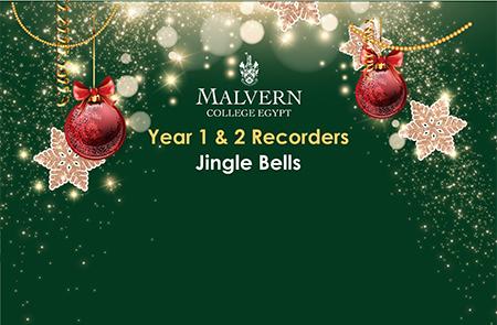 Year 1 & 2 recorders Jingle Bells