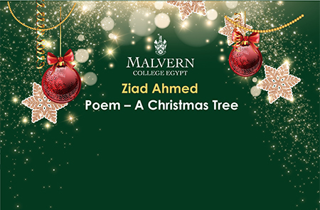 Poem – A Christmas Tree