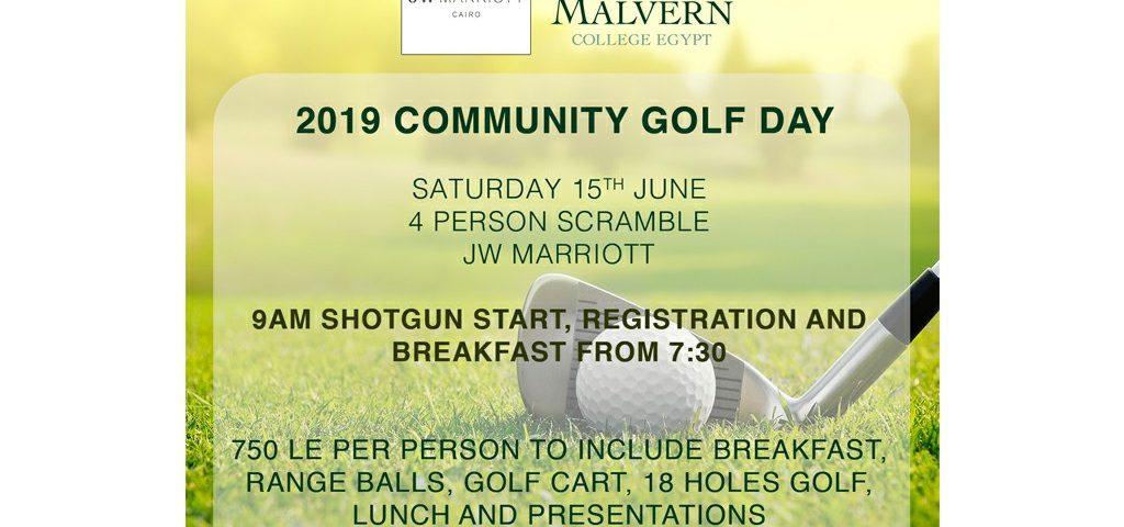 Golf Day Community @ WJ Marriotte