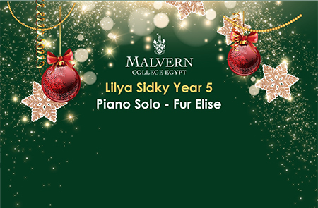 Year 5 – Piano Solo – Fur Elise