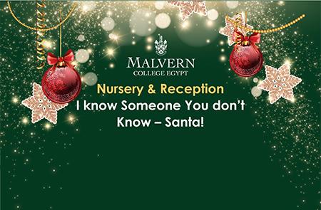 Nursery & Reception| Santa!