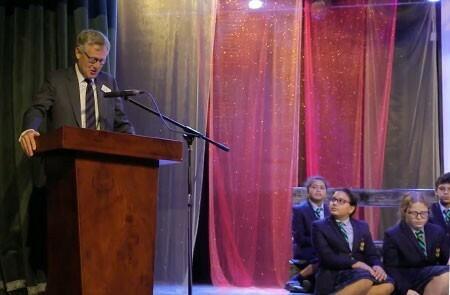 Mr Robin Black Speech at MCE