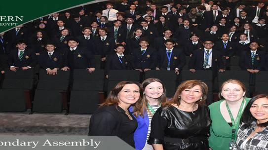 Secondary Assembly 2018/19