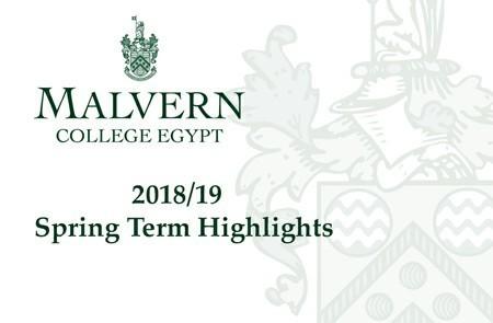 2018/19 Spring Term Highlights