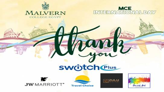 Thank you sponsors for support