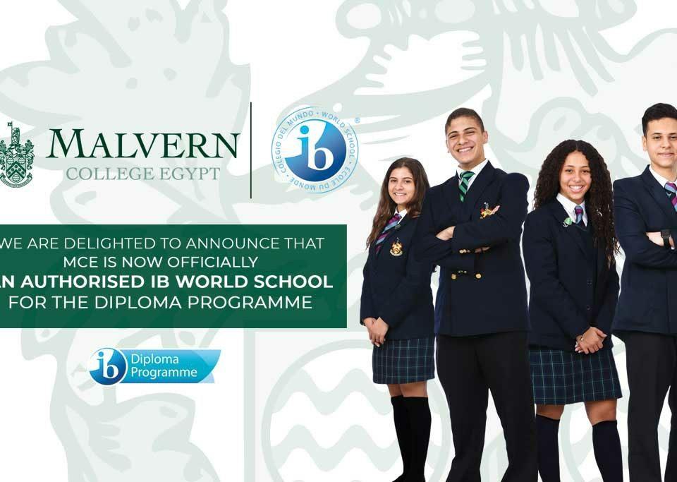 IB Authorised school from IB