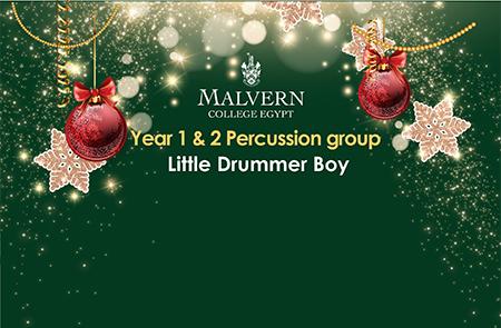 Year 1 & 2 Little Drummer Boy