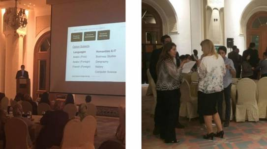 Malvern College Egypt IGCSE Options Evening