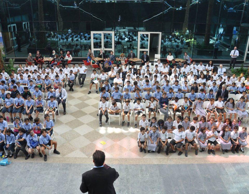 Headmasters speech