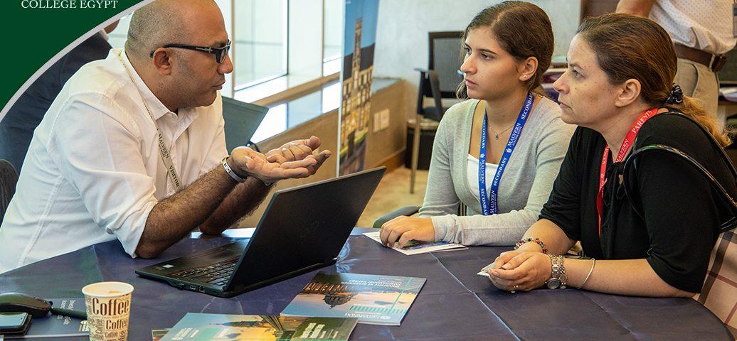 Global Study University Fair at MCE 2019