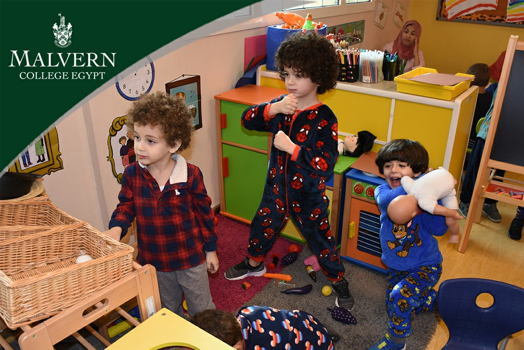 Nursery Teddy Bear Picnic 26th November 2018