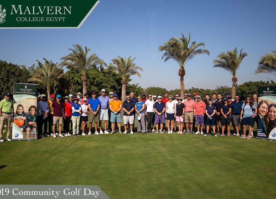 2019 Community Golf Day