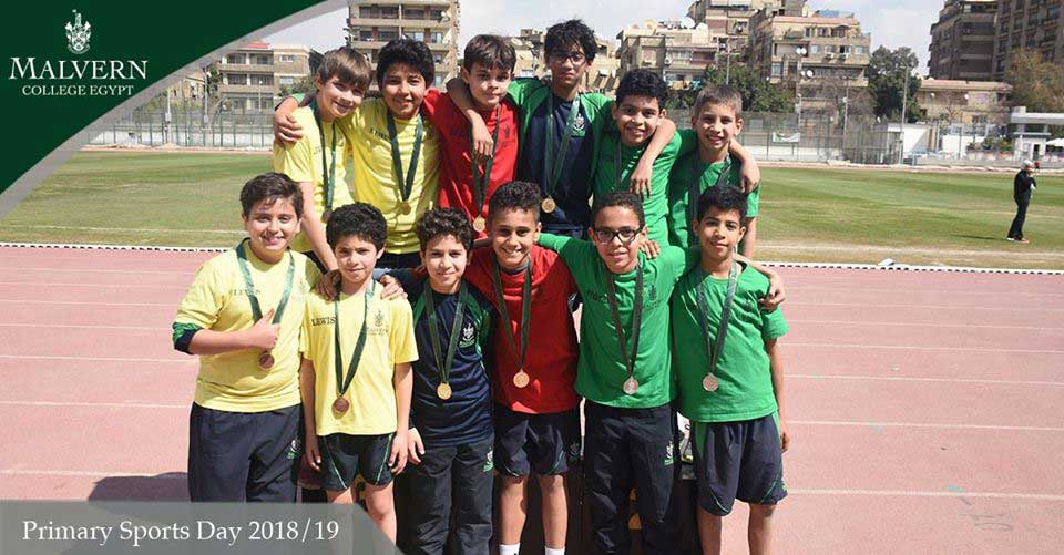 Sports Day 18/19