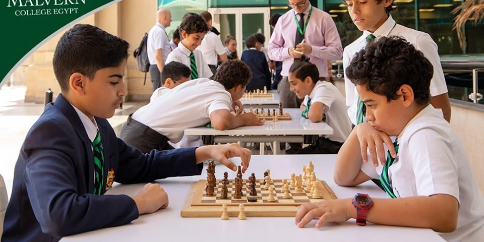 House Chess Competition