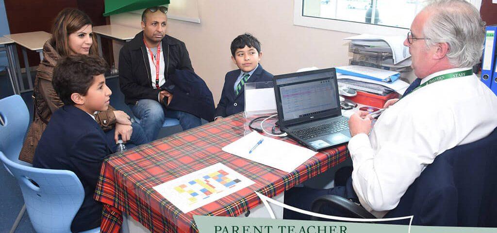 parents teacher consultation day