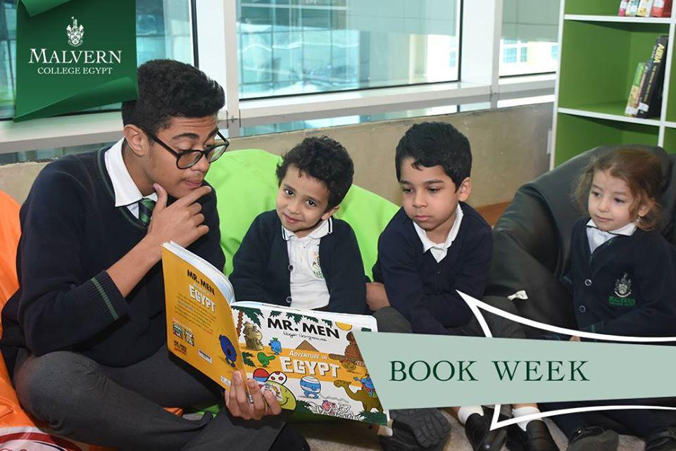 Book Week 2018/19