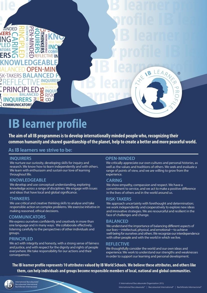 IB learner-profile