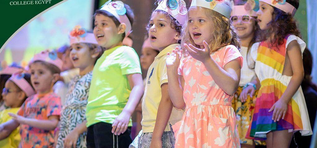 Pre Nursery and Nursery Summer Concert