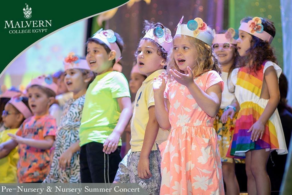 Pre-nursery & Nursery Summer Concert