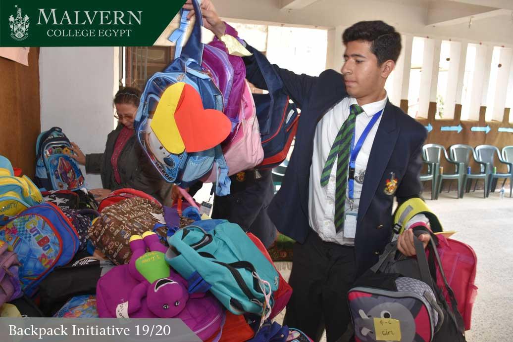 Backpack Initiative