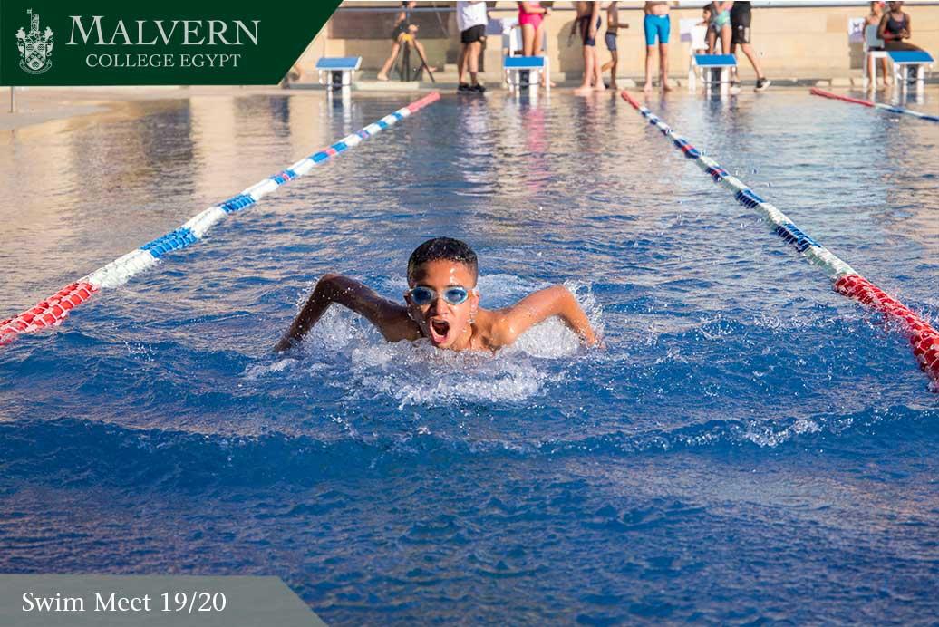 Swim Meet 19/20