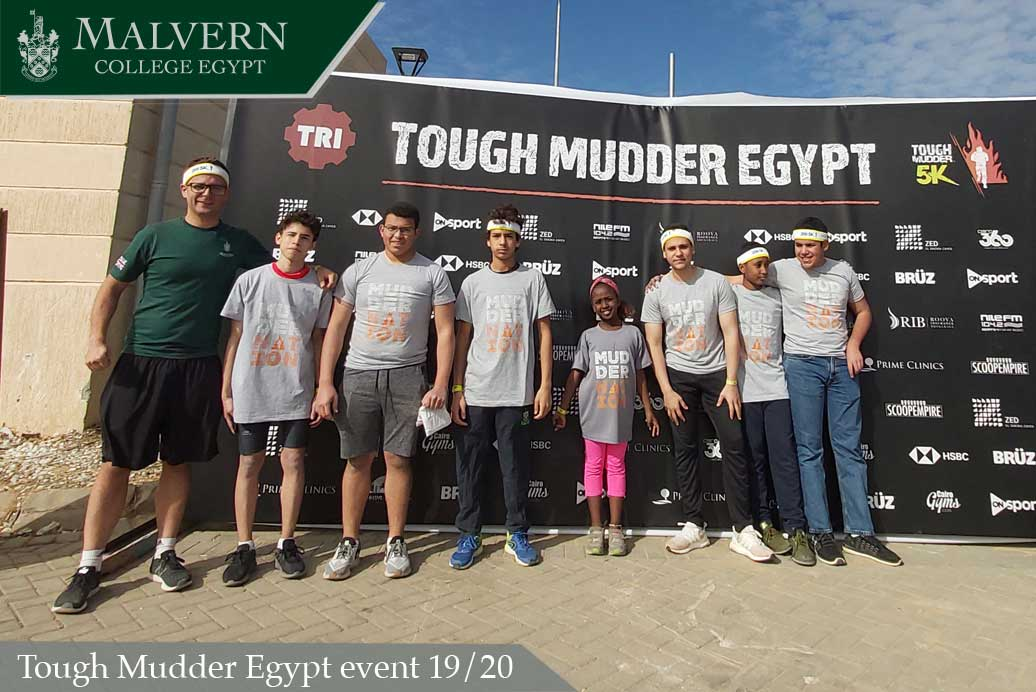 Tough Mudder Egypt 19/20