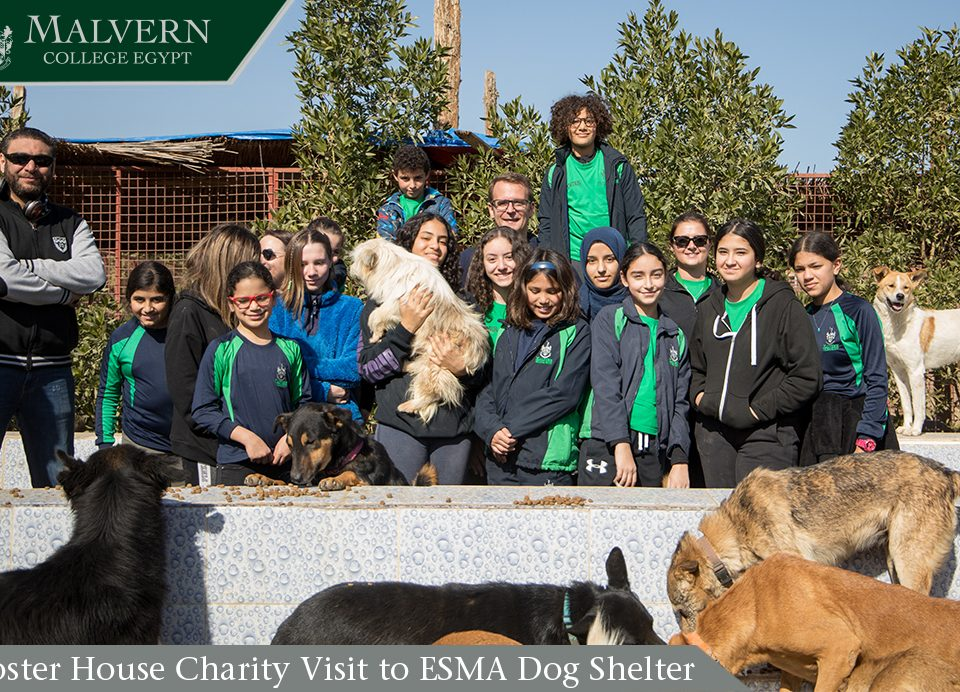 Foster House Charity Visit 19/20