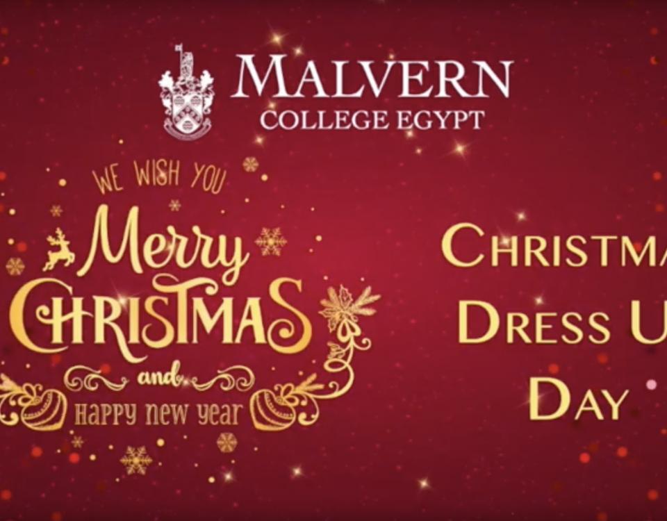 Sanger Dress-up Day Christmas