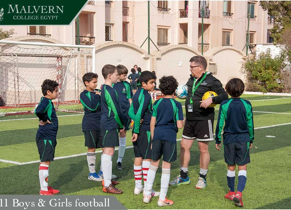 Under 11 Boys & Girls Football Match
