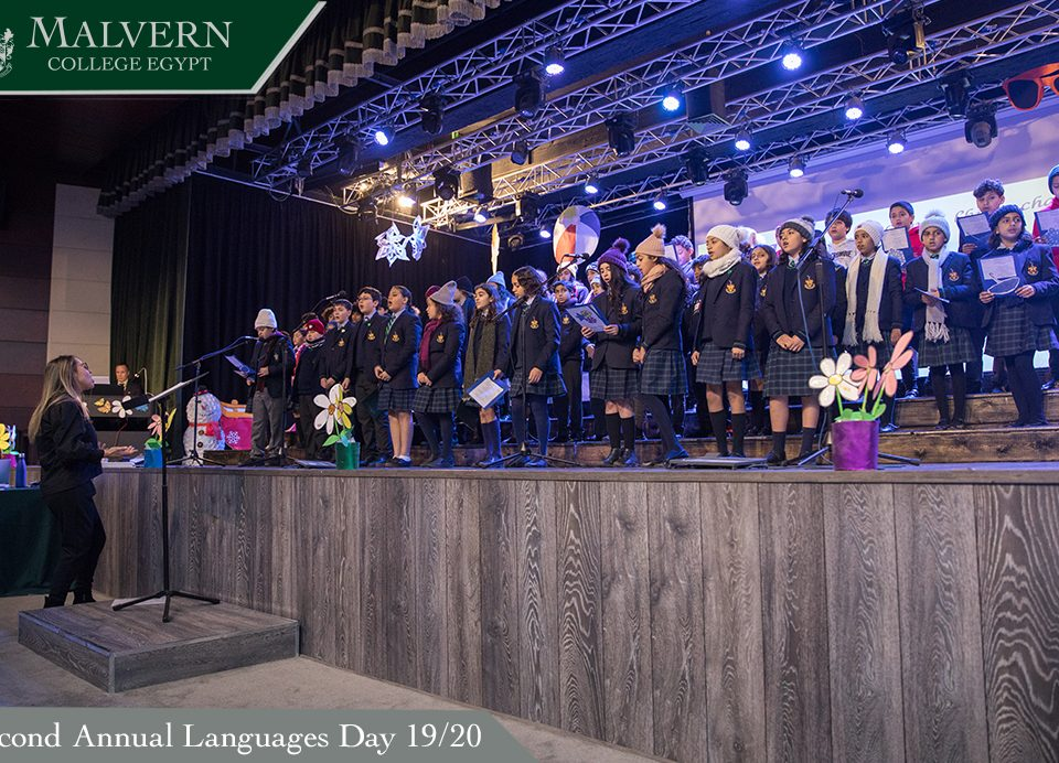 Second Annual Languages Day 19/20