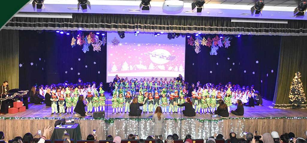 Early Years Winter Concert 18/19