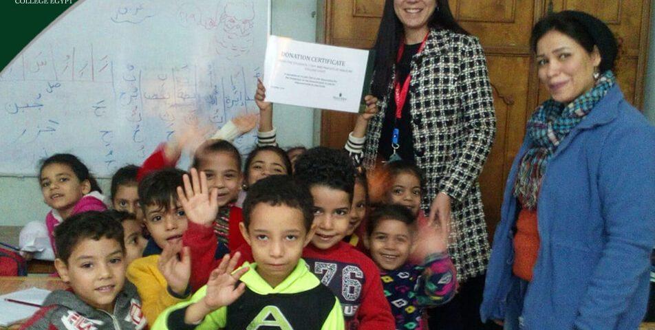 Parent Visit to Sanger Charity