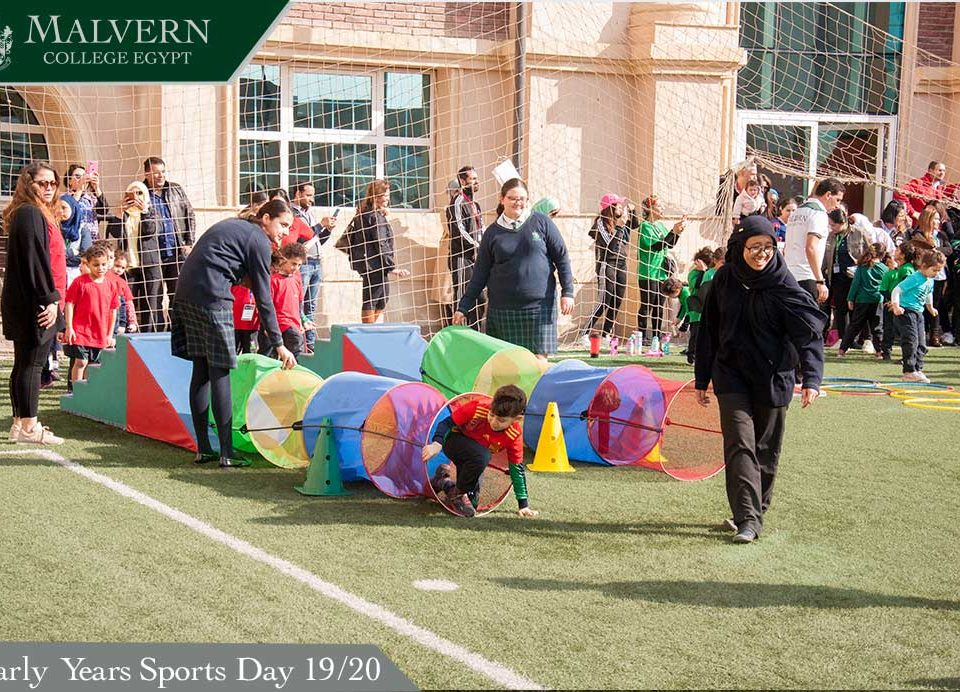 Early Years Sports Day 19/20